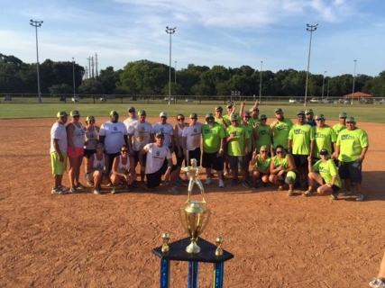 Softball Tournament 2016